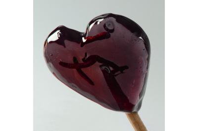 « Lollibug » Violette & Vers de farine