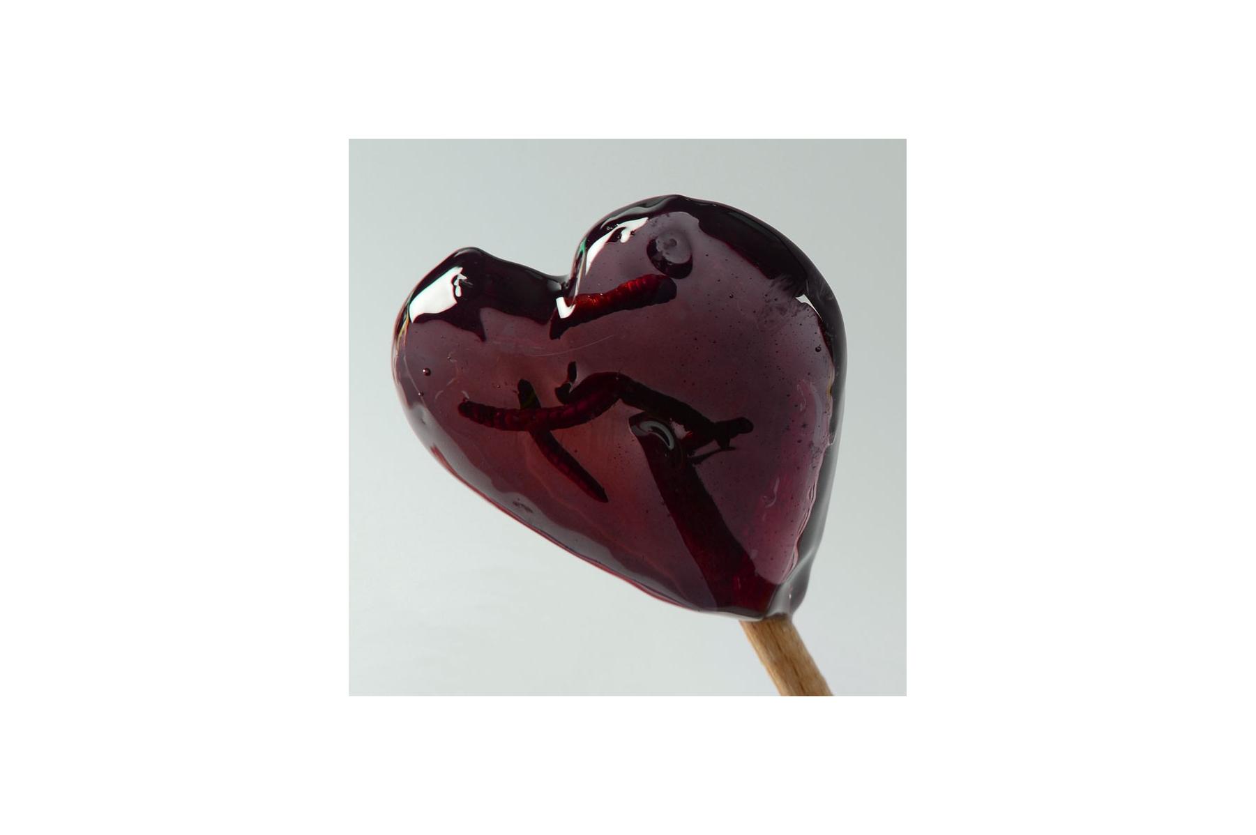Sucette « Lollibug » Violette