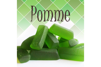 Gommes Pomme