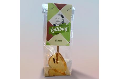 Sucette « Lollibug » Ananas